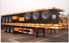 40FT CONTAINER TRANSPORT SEMI TRAILER