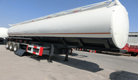 45000L FUEL TANKER SEMI TRAILER WITH 3 AXLES