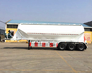 2018 NEW PRODUCTS BOTTOM DISCHARGE BULK CEMENT TANKER SEMI TRAILER