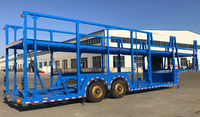TONGYA NEW PRODUCT CAN TRANPSORT SEMI TRAILER