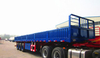 HOT-SALE 3 AXLES SIDE WALL SEMI TRAILER
